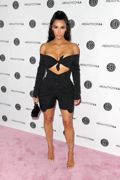 Kim Kardashian「Beautycon Festival LA 2018 - Arrivals」:写真・画像(10)[壁紙.com]