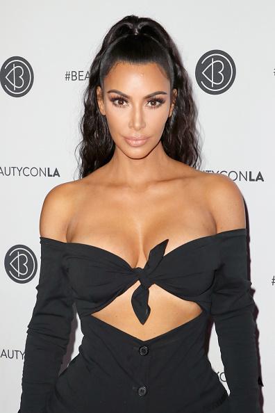 Kim Kardashian「Beautycon Festival LA 2018 - Arrivals」:写真・画像(14)[壁紙.com]