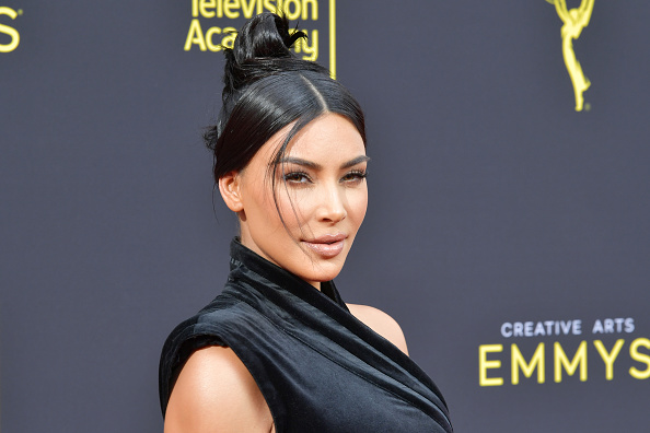 Kim Kardashian「2019 Creative Arts Emmy Awards - Arrivals」:写真・画像(19)[壁紙.com]