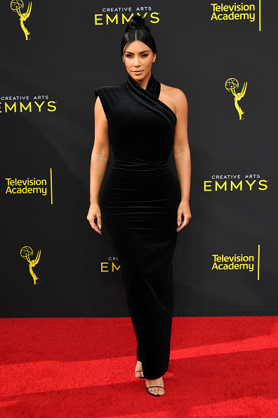 Kim Kardashian「2019 Creative Arts Emmy Awards - Arrivals」:写真・画像(5)[壁紙.com]