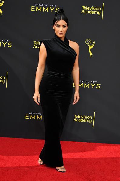 Kim Kardashian「2019 Creative Arts Emmy Awards - Arrivals」:写真・画像(16)[壁紙.com]