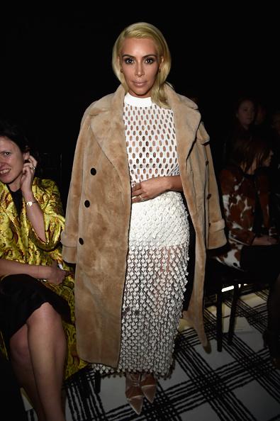 服装「Balenciaga : Front Row - Paris Fashion Week Womenswear Fall/Winter 2015/2016」:写真・画像(7)[壁紙.com]
