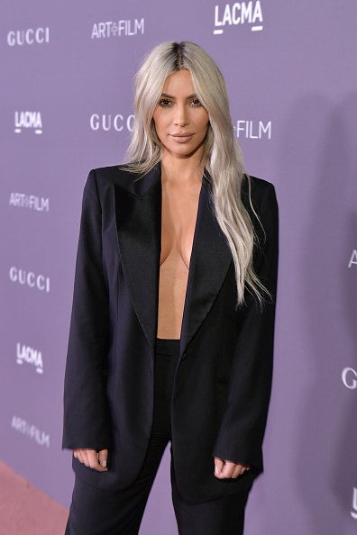 Kim Kardashian「2017 LACMA Art + Film Gala Honoring Mark Bradford And George Lucas Presented By Gucci - Red Carpet」:写真・画像(5)[壁紙.com]