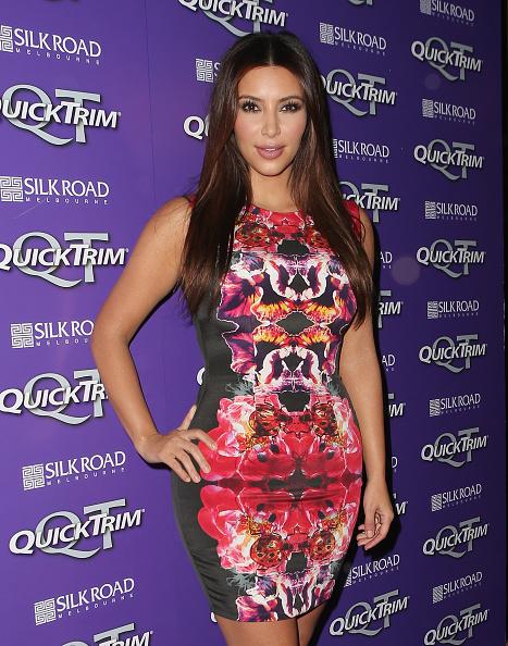 Form Fitted「Kim Kardashian Hosts VIP Event In Melbourne」:写真・画像(1)[壁紙.com]