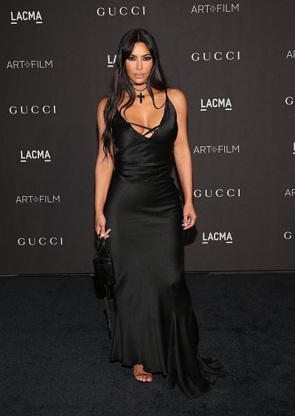 Kim Kardashian「2018 LACMA Art + Film Gala - Arrivals」:写真・画像(11)[壁紙.com]
