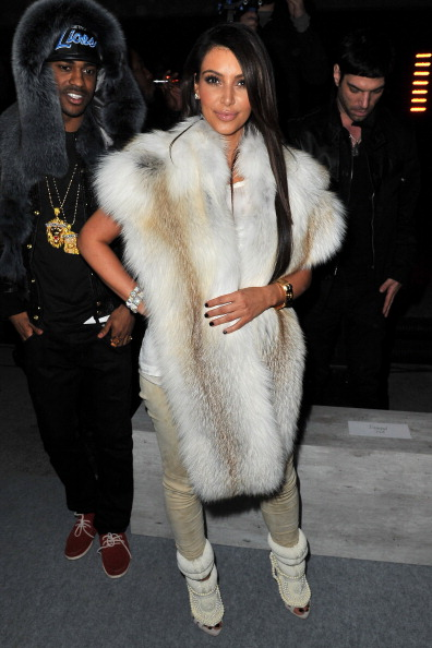 Fur「Kanye West Show : Front Row - Paris Fashion Week Womenswear Fall/Winter 2012」:写真・画像(18)[壁紙.com]