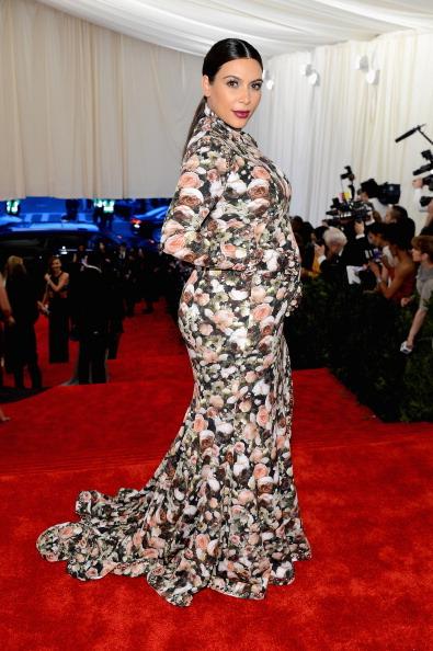"Kim Kardashian「""PUNK: Chaos To Couture"" Costume Institute Gala」:写真・画像(5)[壁紙.com]"