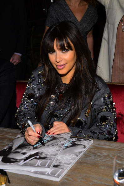2013「DuJour Magazine Celebrates Spring 2013 Issue With Kim Kardashian And Chef Alexandra Guarnaschelli」:写真・画像(14)[壁紙.com]