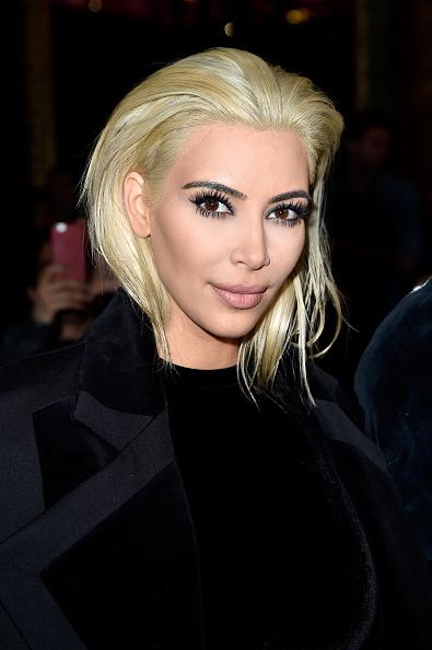 Blond Hair「Balmain : Front Row - Paris Fashion Week Womenswear Fall/Winter 2015/2016」:写真・画像(7)[壁紙.com]