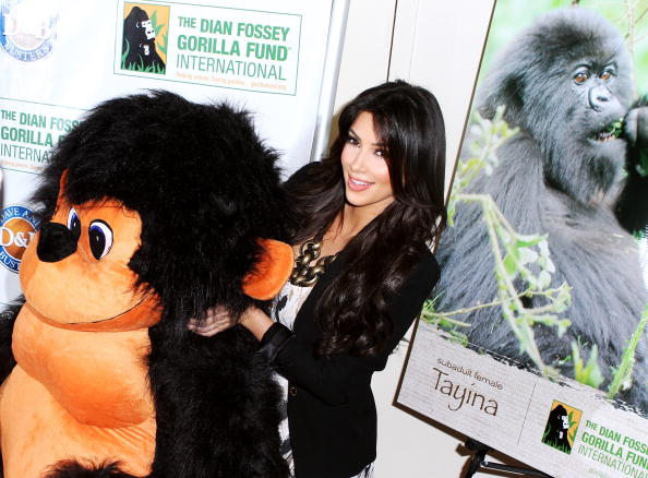 Dian Fossey「2010 Celebrity Skee Ball Tournament」:写真・画像(17)[壁紙.com]