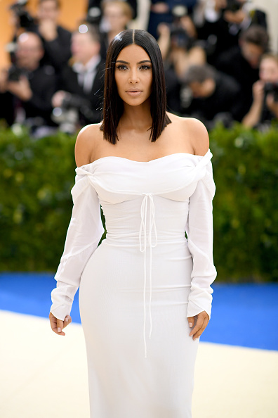 "Kim Kardashian「""Rei Kawakubo/Comme des Garcons: Art Of The In-Between"" Costume Institute Gala - Arrivals」:写真・画像(17)[壁紙.com]"