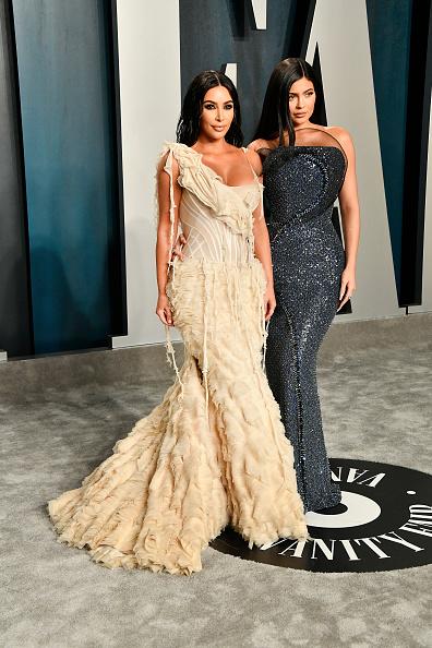 Kim Kardashian「2020 Vanity Fair Oscar Party Hosted By Radhika Jones - Arrivals」:写真・画像(13)[壁紙.com]