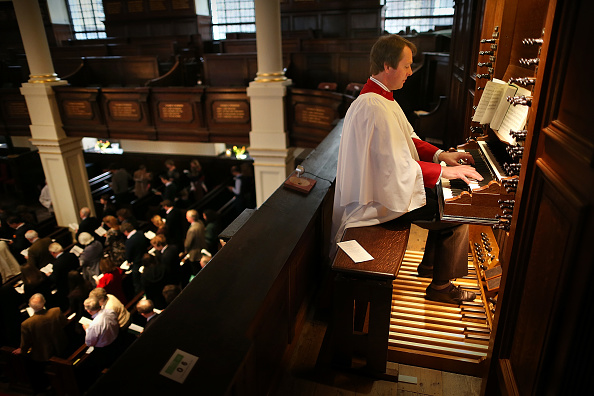 Church「St George's Church Continues Its Restoration With The Installation Of The First American Built Organ In London」:写真・画像(0)[壁紙.com]