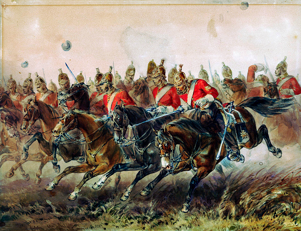 Power Supply「The Charge Of The Light Brigade During The Battle Of Balaclava」:写真・画像(16)[壁紙.com]