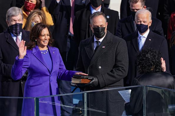 Presidential Inauguration「Joe Biden Sworn In As 46th President Of The United States At U.S. Capitol Inauguration Ceremony」:写真・画像(0)[壁紙.com]