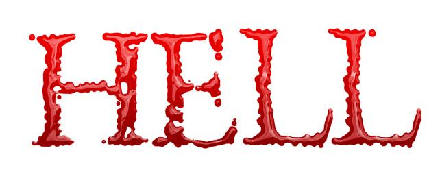 Hell「Hell written in blood」:スマホ壁紙(6)