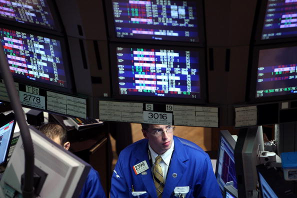 Dow Jones Industrial Average「Markets React To Proposed Bailout Legislation」:写真・画像(18)[壁紙.com]