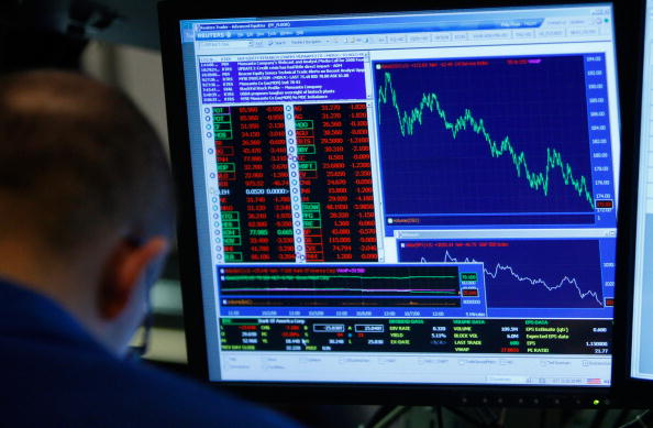 Dow Jones Industrial Average「Dow Plunges Despite Fed Buyout Plan for Debt」:写真・画像(5)[壁紙.com]