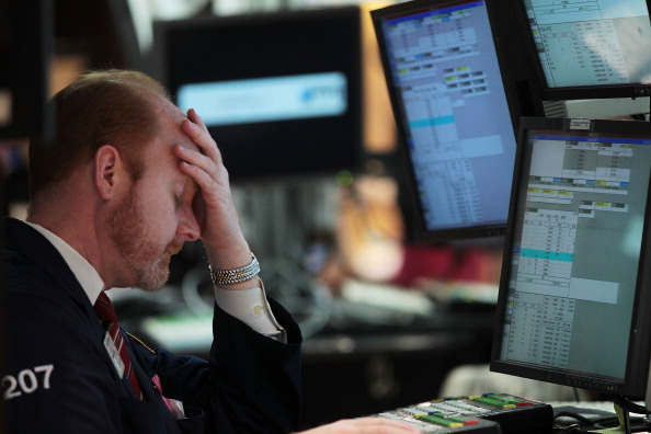 Finance and Economy「Dow Jones Industrial Average Closes Down 178 Points」:写真・画像(15)[壁紙.com]