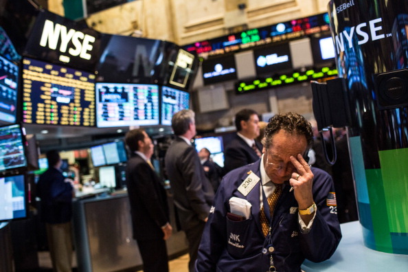 Dow Jones Industrial Average「Stocks Continue Downward Slide」:写真・画像(0)[壁紙.com]