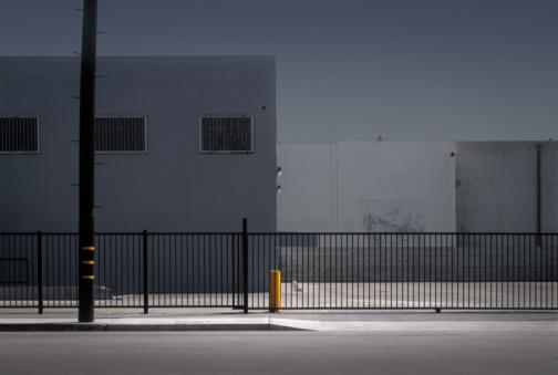 City Of Los Angeles「Anonymous City Street」:スマホ壁紙(0)