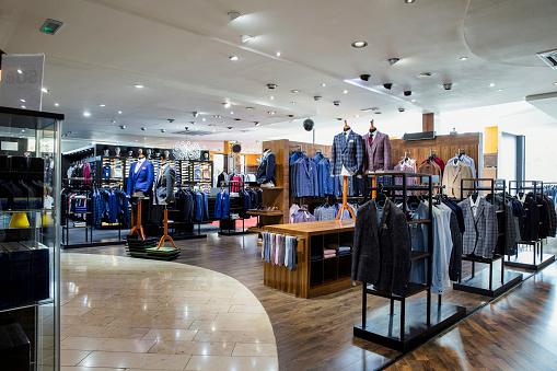 Retail Display「Luxury Clothing Store for Men」:スマホ壁紙(6)