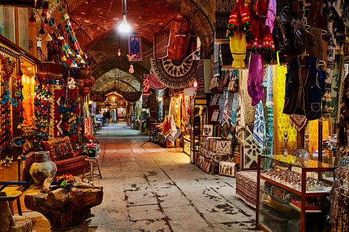 Iranian Culture「Bazaar of Isfahan, Iran」:スマホ壁紙(4)