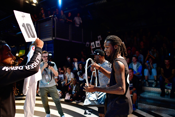 Best shot「Dunk Elite And Kickz Basketball Show - Bread & Butter by Zalando 2017」:写真・画像(6)[壁紙.com]