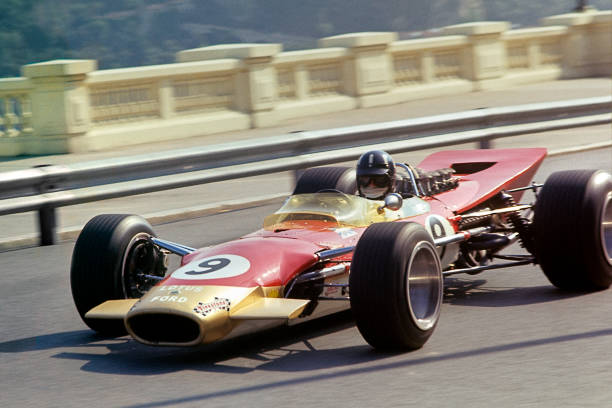 Formula One Racing「Graham Hill, Grand Prix Of Monaco」:写真・画像(15)[壁紙.com]
