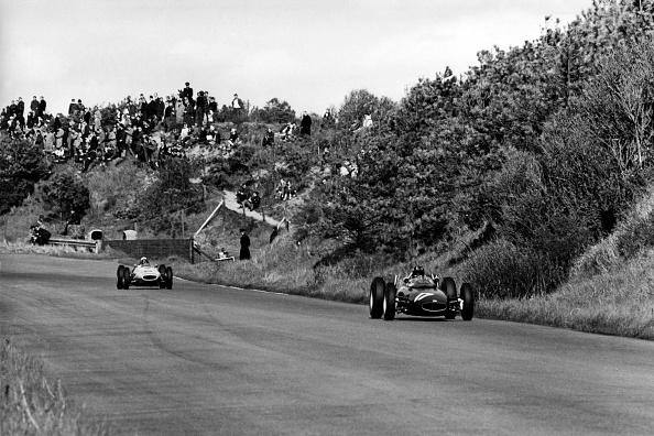 Grand Prix Motor Racing「Graham Hill, Masten Gregory, Grand Prix Of The Netherlands」:写真・画像(7)[壁紙.com]