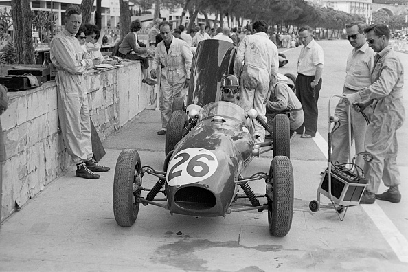 モータースポーツ グランプリ「Graham Hill, Grand Prix Of Monaco」:写真・画像(1)[壁紙.com]