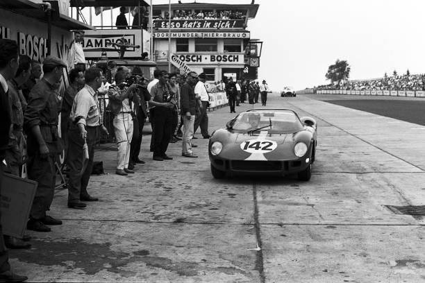 Motorsport「Graham Hill, 1000 Km Of Nürburgring」:写真・画像(5)[壁紙.com]