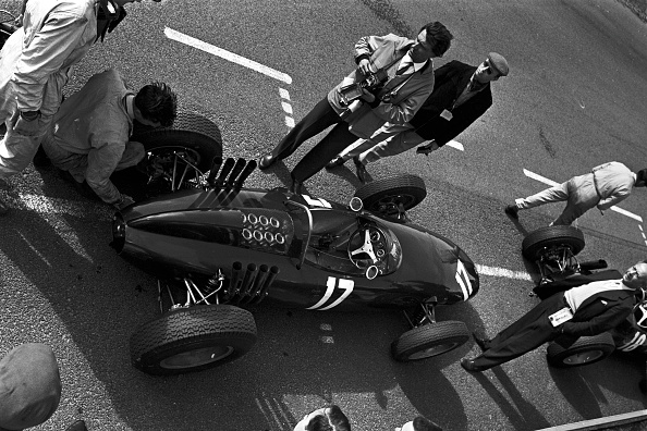 Netherlands「Graham Hill, Grand Prix Of The Netherlands」:写真・画像(18)[壁紙.com]