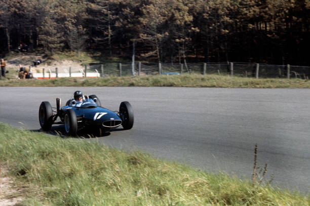 Netherlands「Graham Hill, Grand Prix Of The Netherlands」:写真・画像(17)[壁紙.com]