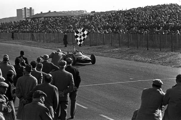 Netherlands「Graham Hill, Grand Prix Of The Netherlands」:写真・画像(12)[壁紙.com]