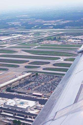 Hartsfield-Jackson Atlanta International Airport「Atlanta airport.」:スマホ壁紙(1)