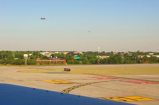 Hartsfield-Jackson Atlanta International Airport「Atlanta airport.」:スマホ壁紙(2)