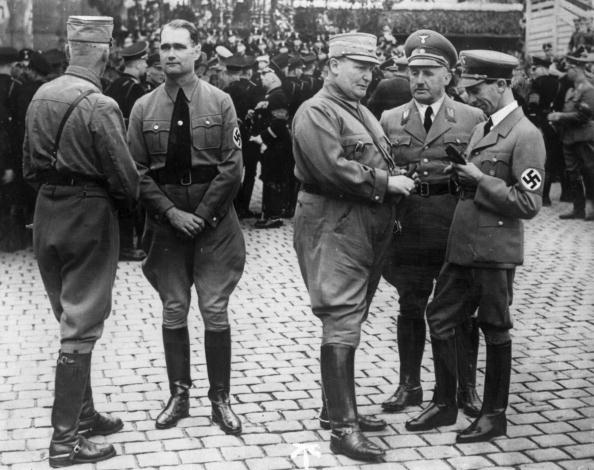 Missouri「Nazi Leaders」:写真・画像(10)[壁紙.com]