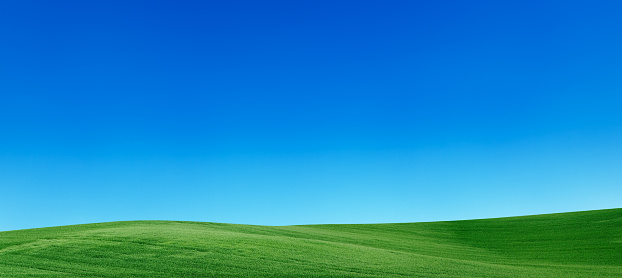 Polarizer「Panoramic spring landscape 55MPix  XXXXL meadow, blue sky」:スマホ壁紙(14)