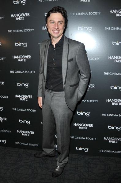 "Landmark Sunshine Theater「The Cinema Society & Bing Present A Screening Of ""The Hangover Part II"" - Inside Arrivals」:写真・画像(5)[壁紙.com]"