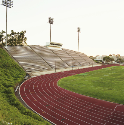 Track And Field「Track and field stadium」:スマホ壁紙(16)
