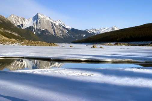 World Heritage「Medicine Lake, Jasper National Park, Alberta, Canada」:スマホ壁紙(17)