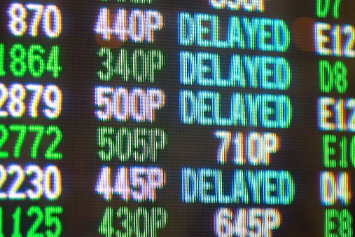Delayed Sign「your flight has been delayed」:スマホ壁紙(16)