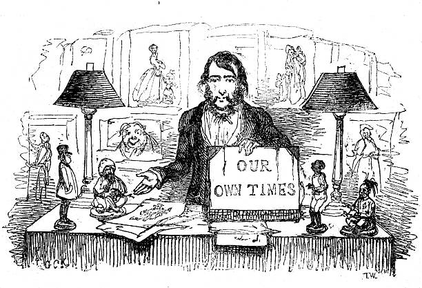 'Our Own Times', 1846.:ニュース(壁紙.com)