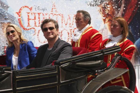 Fake Snow「A Christmas Carol Photocall - 2009 Cannes Film Festival」:写真・画像(9)[壁紙.com]