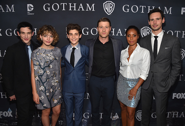 Television Show「Fox's 'Gotham' Finale Screening Event - Red Carpet」:写真・画像(16)[壁紙.com]