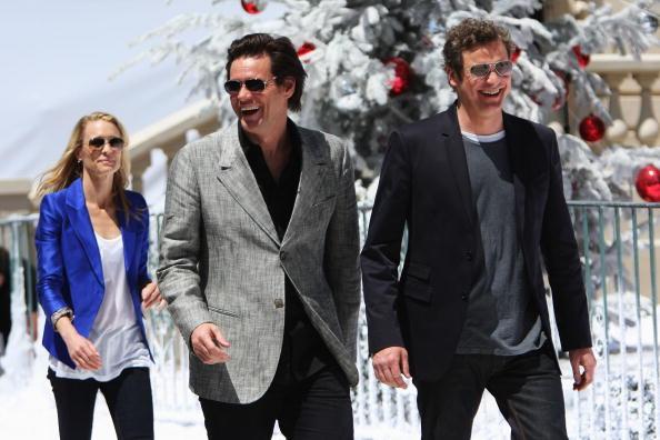 Fake Snow「A Christmas Carol Photocall - 2009 Cannes Film Festival」:写真・画像(8)[壁紙.com]