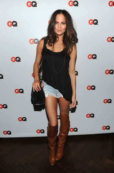 """Denim Shorts「GQ """"What To Wear Now"""" Special Issue Party」:写真・画像(8)[壁紙.com]"""