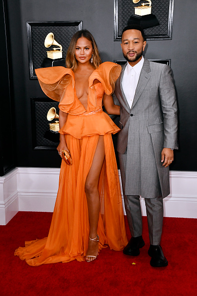 Grammy Awards「62nd Annual GRAMMY Awards – Arrivals」:写真・画像(11)[壁紙.com]