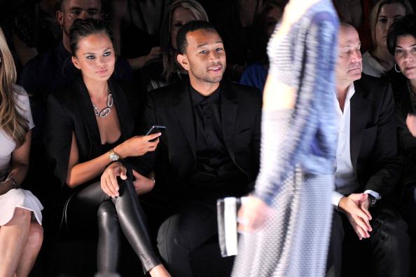 September「Badgley Mischka - Front Row - Mercedes-Benz Fashion Week Spring 2014」:写真・画像(18)[壁紙.com]